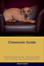 Chiweenie Guide Chiweenie Guide Includes: Chiweenie Training, Diet, Socializing, Care, Grooming, Breeding and More af Stewart Langdon