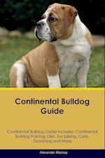 Continental Bulldog Guide Continental Bulldog Guide Includes