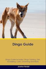 Dingo Guide Dingo Guide Includes: Dingo Training, Diet, Socializing, Care, Grooming, Breeding and More af Jonathan Randall