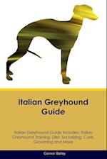 Italian Greyhound Guide Italian Greyhound Guide Includes af Connor Bailey