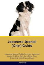 Japanese Spaniel (Chin) Guide Japanese Spaniel Guide Includes: Japanese Spaniel Training, Diet, Socializing, Care, Grooming, Breeding and More af Alan Glover