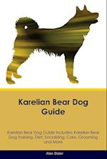 Karelian Bear Dog Guide Karelian Bear Dog Guide Includes: Karelian Bear Dog Training, Diet, Socializing, Care, Grooming, Breeding and More