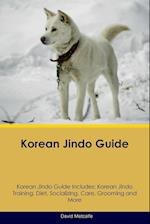Korean Jindo Guide Korean Jindo Guide Includes: Korean Jindo Training, Diet, Socializing, Care, Grooming, Breeding and More af David Metcalfe