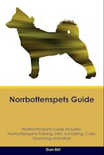 Norrbottenspets Guide Norrbottenspets Guide Includes af Evan Ball