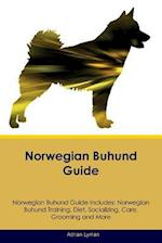 Norwegian Buhund Guide Norwegian Buhund Guide Includes af Adrian Lyman