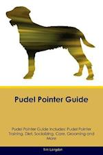 Pudel Pointer Guide Pudel Pointer Guide Includes: Pudel Pointer Training, Diet, Socializing, Care, Grooming, Breeding and More af Tim Langdon