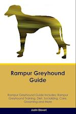 Rampur Greyhound Guide Rampur Greyhound Guide Includes: Rampur Greyhound Training, Diet, Socializing, Care, Grooming, Breeding and More af Justin Stewart
