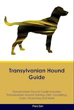 Transylvanian Hound Guide Transylvanian Hound Guide Includes: Transylvanian Hound Training, Diet, Socializing, Care, Grooming, Breeding and More af Piers Carr