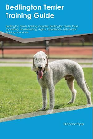 Bog, paperback Bedlington Terrier Training Guide Bedlington Terrier Training Includes af Paul Sharp
