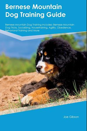 Bog, paperback Bernese Mountain Dog Training Guide Bernese Mountain Dog Training Includes af Eric Johnston