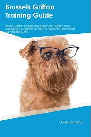 Bog, paperback Brussels Griffon Training Guide Brussels Griffon Training Includes af David Dickens
