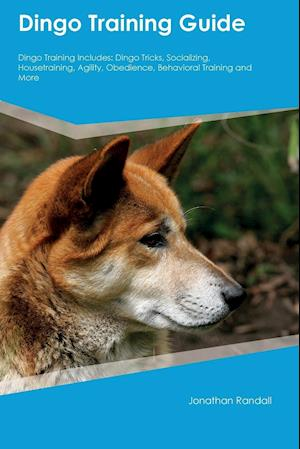 Bog, hæftet Dingo Training Guide Dingo Training Includes: Dingo Tricks, Socializing, Housetraining, Agility, Obedience, Behavioral Training and More af Ian Walker