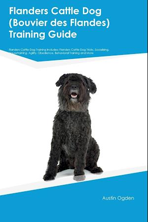 Bog, paperback Flanders Cattle Dog (Bouvier Des Flandes) Training Guide Flanders Cattle Dog Training Includes af Austin Ogden