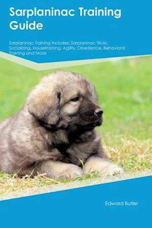 Sarplaninac Training Guide Sarplaninac Training Includes: Sarplaninac Tricks, Socializing, Housetraining, Agility, Obedience, Behavioral Training and