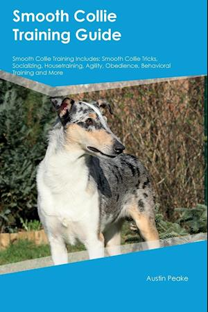 Bog, hæftet Smooth Collie Training Guide Smooth Collie Training Includes: Smooth Collie Tricks, Socializing, Housetraining, Agility, Obedience, Behavioral Trainin af Austin Thomson