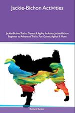 Jackie-Bichon Activities Jackie-Bichon Tricks, Games & Agility Includes