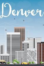 Denver Notebook & Journal. Productivity Work Planner & Idea Notepad