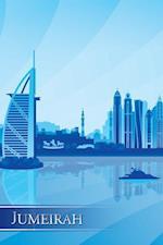 Dubai Jumeirah Notebook & Journal. Productivity Work Planner & Idea Notepad