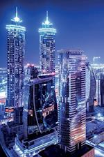 Dubai Notebook & Journal. Productivity Work Planner & Idea Notepad