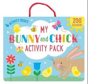 Bog, ukendt format My Bunny and Chick Activity Pack af Parragon Books Ltd
