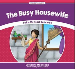 Bog, paperback The Busy Housewife af Catherine Mackenzie