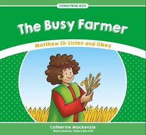 Bog, paperback The Busy Farmer af Catherine Mackenzie