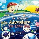 An Alphabet Adventure for Little Boys