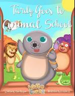 Tardy Goes to Animal School
