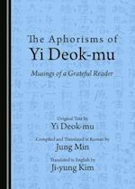 The Aphorisms of Yi Deok-Mu