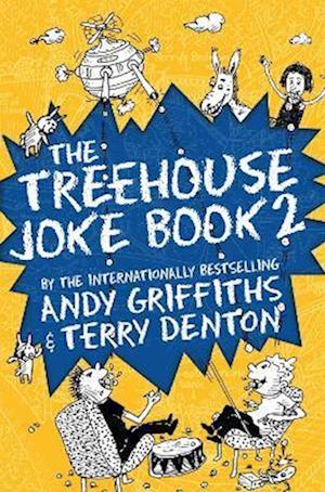 The Treehouse Joke Book 2