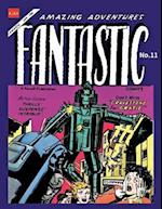 Fantastic Comics #11 af Ajax Publications