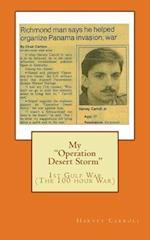 My Operation Desert Storm