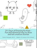 31 Days of Drawing for Kids