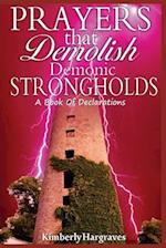Prayers That Demolish Demonic Strongholds