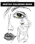 Sketch Coloring Book
