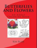 Butterflies and Flowers af Kim Jordan Blair
