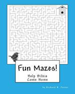 Fun Mazes! af Richard B. Foster