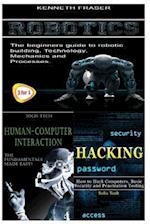 Robotics + Human-Computer Interaction + Hacking
