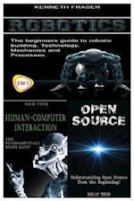 Robotics + Human-Computer Interaction + Open Source