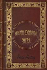 Anno Domini 2071 af Pieter Harting