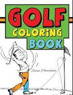 Golf Coloring Book af Susan Potterfields