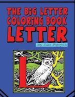 The Big Letter Coloring Book af Susan Potterfields