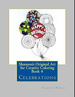 Shannon's Original Art for Creative Coloring Book 4 af Shannon McCall