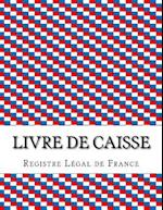 Livre de Caisse af Registre Legal De France