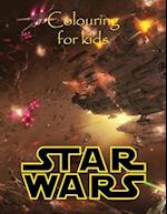Colouring for Kids Star Wars