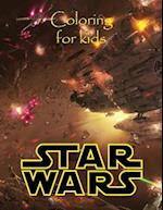 Coloring for Kids Star Wars af K. W. Books