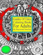 Garden of Eden Coloring Book for Adults