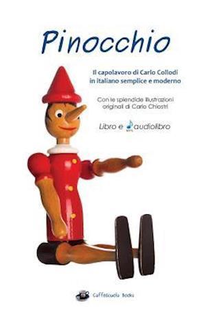 Pinocchio - Libro E Audiolibro