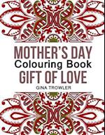 Mother's Day Colouring Book
