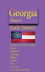 Georgia History, Early History
